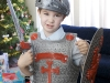 Noah Wearing His Armour of God