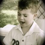 Noah Praying